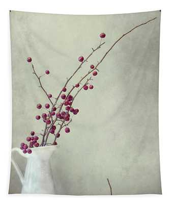 Winter Still Life Tapestry