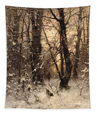 Winter Twilight Tapestry