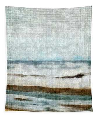 Winter Waves Tapestry