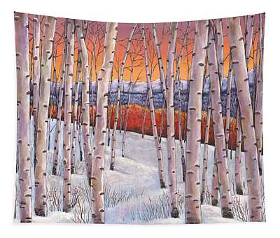 Winter's Dream Tapestry