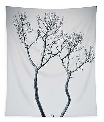 Wishbone Tree Tapestry