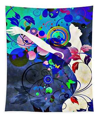 Wondrous Night Tapestry