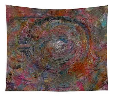World Of Colours Tapestry