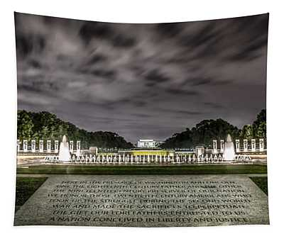 World War II Memorial Tapestry