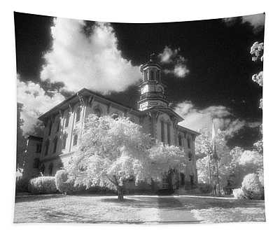 Wyoming County Courthouse Tapestry