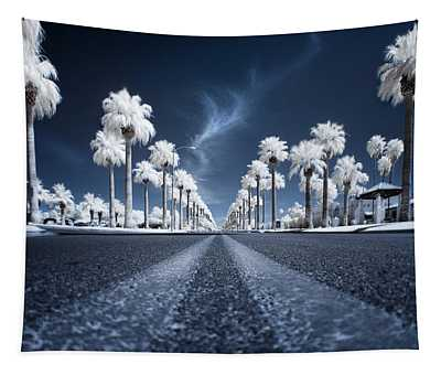 Palm City Wall Tapestries