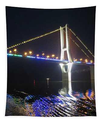 Yangtze Reflection Tapestry