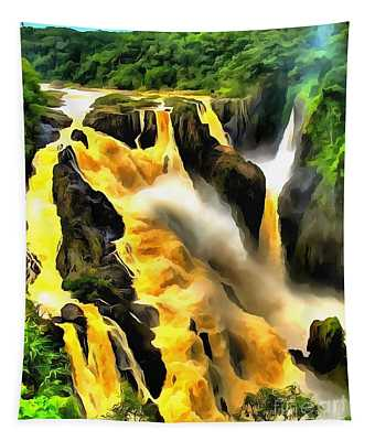 Yellow River Tapestry