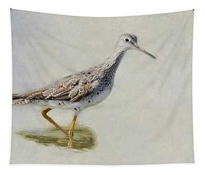 Yellowlegs Tapestry