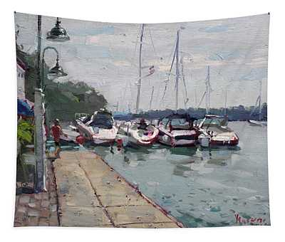Youngstown Yachts Tapestry