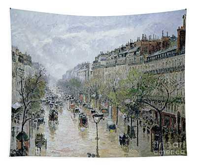 Boulevard Montmartre Tapestry