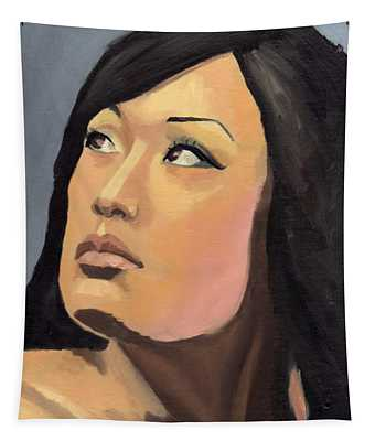 Portrait Tapestry