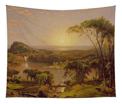Summer Lake Ontario Tapestry