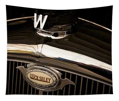 1936 Wolseley Super 6 Single Limousine Tapestry