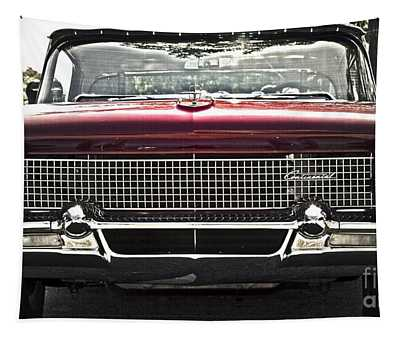 1958 Lincoln Continental Tapestry
