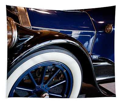 1916 Pierce Arrow 38-c Series 4 Brougham Limousine Tapestry