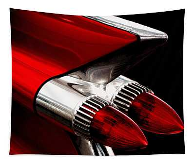 '59 Caddy Tailfin Tapestry