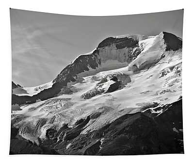 A Glacier In Jasper National Park Tapestry