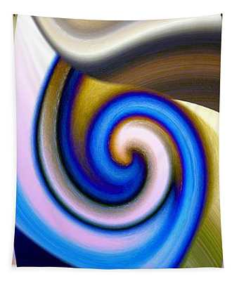 Abstract Fusion 114 Tapestry