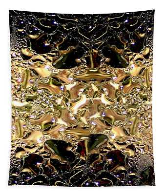 Abstract Fusion 74 Tapestry