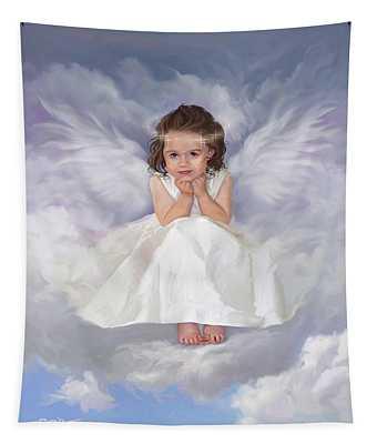 Angel 2 Tapestry