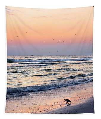 At Sunset Tapestry