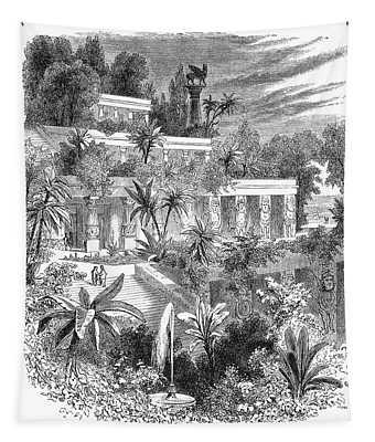 Babylon: Hanging Gardens Tapestry