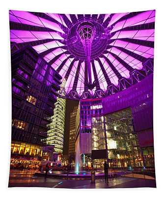 Berlin Sony Center Tapestry