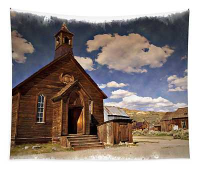 Bodie Church - Impressions Tapestry