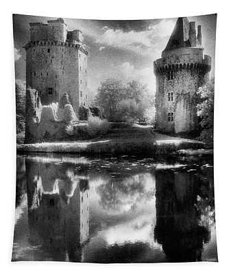 Chateau De Largoet Tapestry