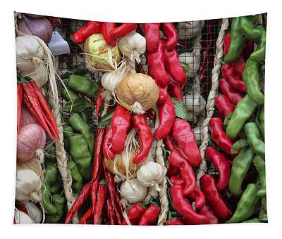 Chilis Tapestry