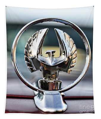 Chrysler Imperial Hood Ornament Tapestry