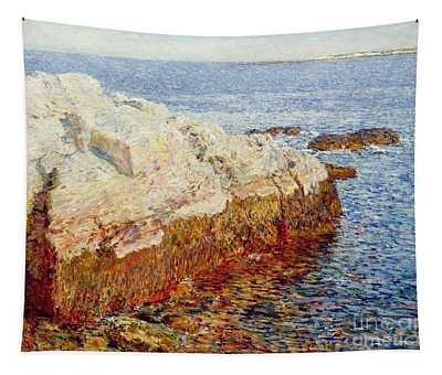 Cliff Rock Appledore Tapestry