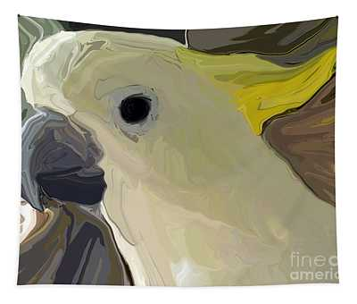 Cockatoo Two Tapestry