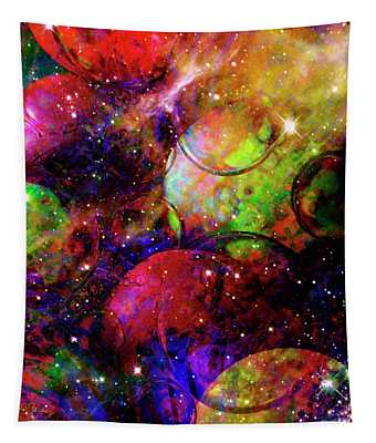 Cosmic Confusion Tapestry