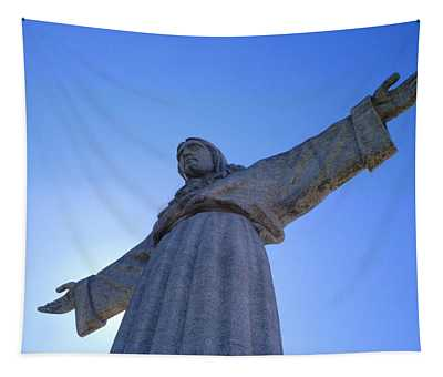 Cristo Rei Tapestry