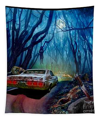Dead End Tapestry