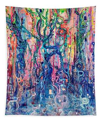 Dream Of Our Souls Awake Tapestry