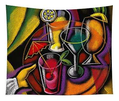 Drinks Tapestry