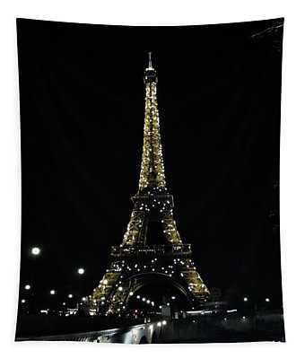 Eiffel Tower - Paris Tapestry