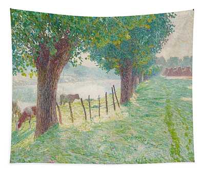 End Of August Tapestry