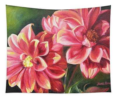 Flowers For Mom I Tapestry