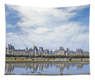 Fontainebleau Palace  Tapestry