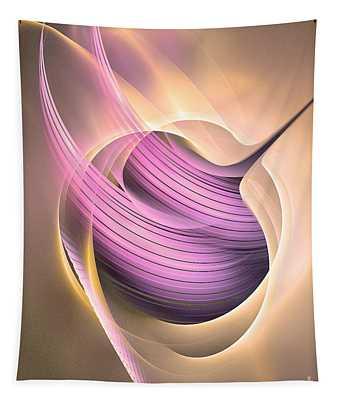 Aeternitas - Abstract Art Tapestry