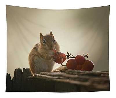 Fruit Of The Vine Tapestry