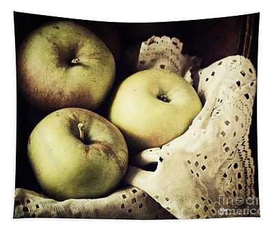 Fuji Apples Tapestry