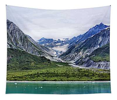 Glacier Bay Beautiful Tapestry