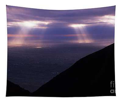 Gods Light Tapestry