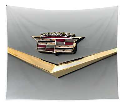 Gold Badge Cadillac Tapestry