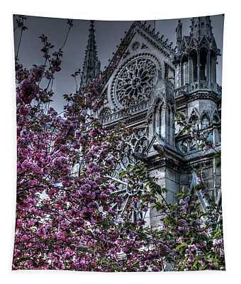 Gothic Paris Tapestry